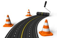 Polícia upozorňuje na dopravné obmedzenie na ceste pod Strečnom