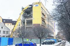 Pri Hlinkovom námestí začali srevitalizáciou národnej kultúrnej pamiatky Elektrárne