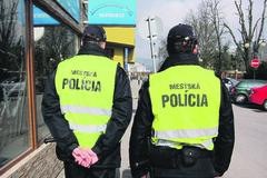 """Žilina sa """"rajonizuje"""". Mestskí policajti sú už skoro všade"""