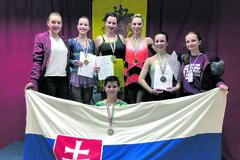 Krasokorčuliari FSC zakončili úspešnú sezónu v Maďarsku