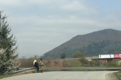 Pre výstavbu diaľnice zmenili prostitútky revír