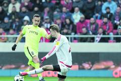 V Trnave bez gólov, prísne vylúčenie Pečovského