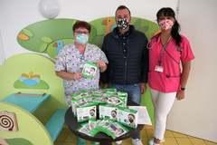 Výhru v očkovacej lotérii premenil na dar pre žilinských zdravotníkov