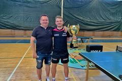 Stolný tenista  Valuch je vo forme: V Nemecku sa zaskvel nečakaným titulom