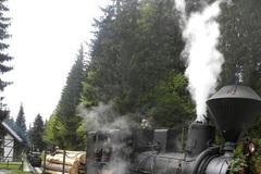 Deň železnice v Skanzene Vychylovka