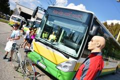 Vodič autobusu otvorene o pomeroch v DPMŽ