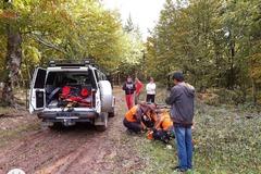 Vychádzka do lesa nedopadla pre hubára práve najlepšie. Zasahovali horskí záchranári