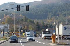 Semafory na Kragujevskej nepretržite blikajú na oranžovo