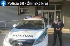 Hrdinský čin policajta zo Štiavnika: v čase voľna ratoval ľudský život