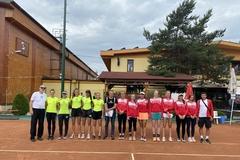 Bojovné výkony Žilinčaniek v tenisovej  extralige: Viac šťastia ich stálo senzáciu