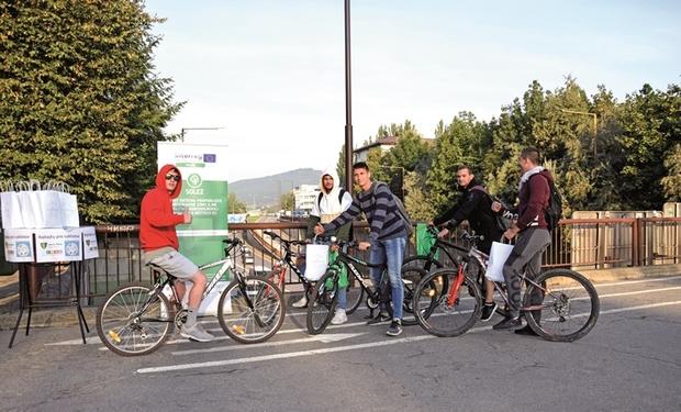 MHD zadarmo, raňajky pre peších i cyklistov a mnoho iného