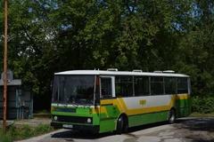 Rozlúčková jazda s Karosou B 732
