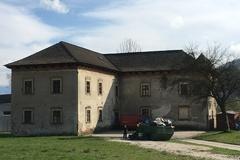 Kaštieľ v Divinke stále čaká na svoju rekonštrukciu