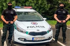 Žilinská policajná akcia skončila v pôrodnici