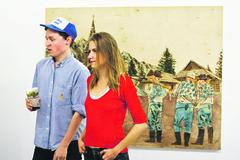Galéria +-0 otvorila výstavu Tatranské pastorále