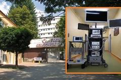 Nové posily v žilinskej nemocnici: pojazdný röntgen a laparoskopická zostava pre gynekológiu a pôrodníctvo
