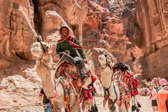 Dobrodružná cesta po Jordánsku (2. časť)