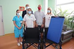 Športovci opäť podporili žilinskú onkológiu