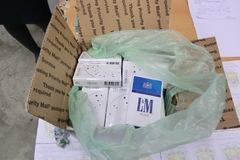 Rázny krok colníkov: Do Nesluše poslali z Ameriky cigarety namiesto šálov!